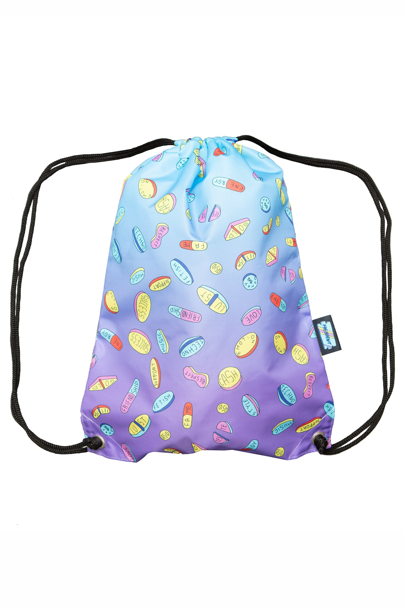 Pills Purple melt Backpacks