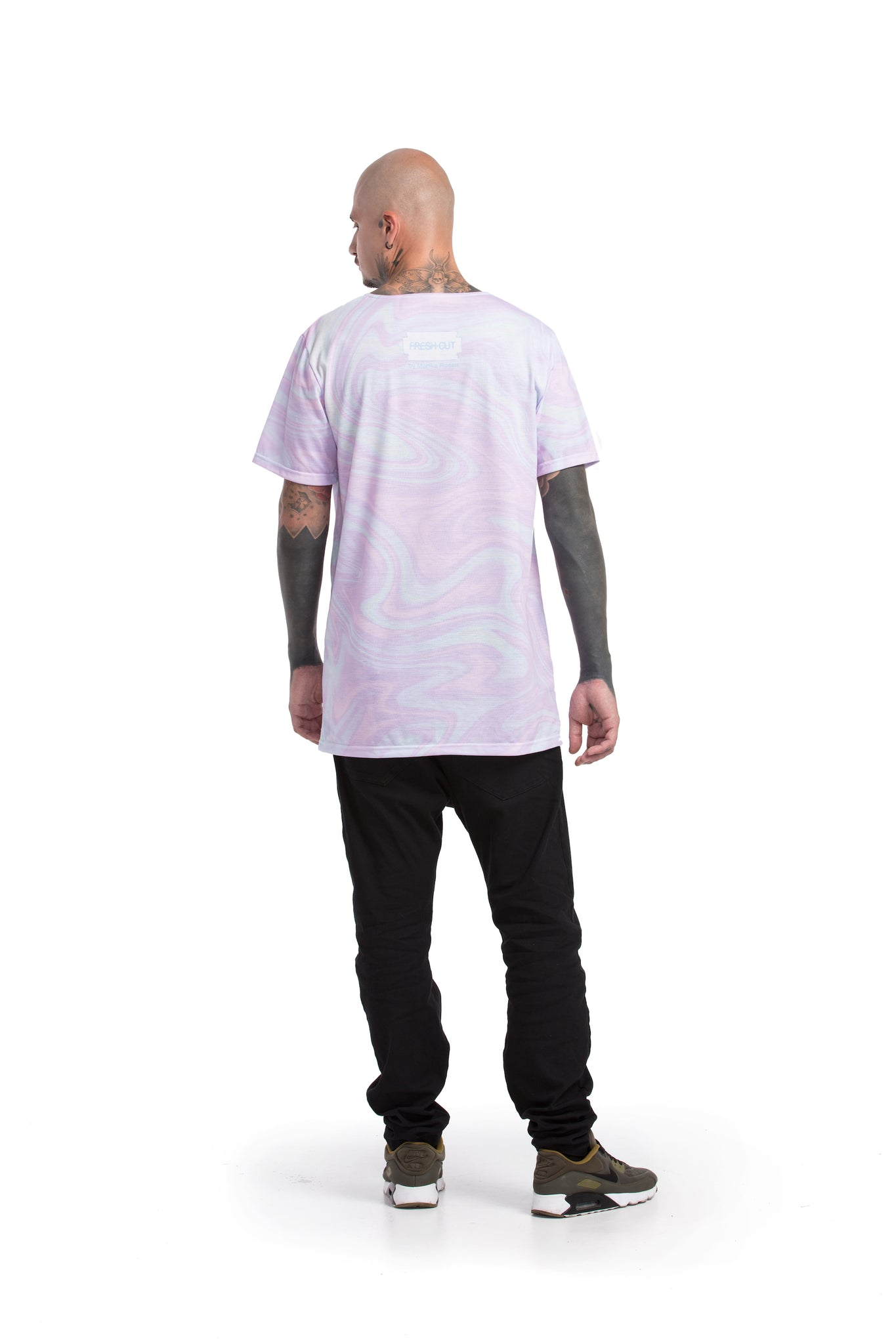 """So Acid"" - oversized T-shirt"
