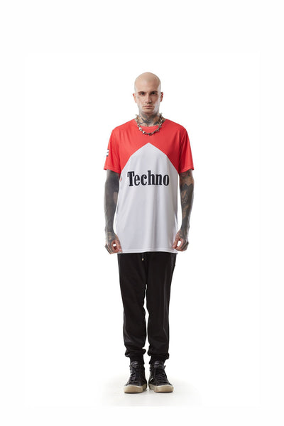 Techno heals - oversized T-shirt
