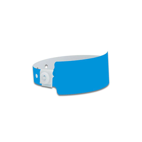 Wide Vinyl Wristbands