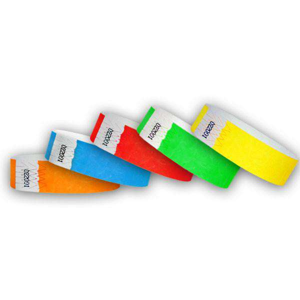 "3/4""  Wristband Multi Value Pack 1"