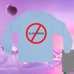 prohibited eloquence crewneck