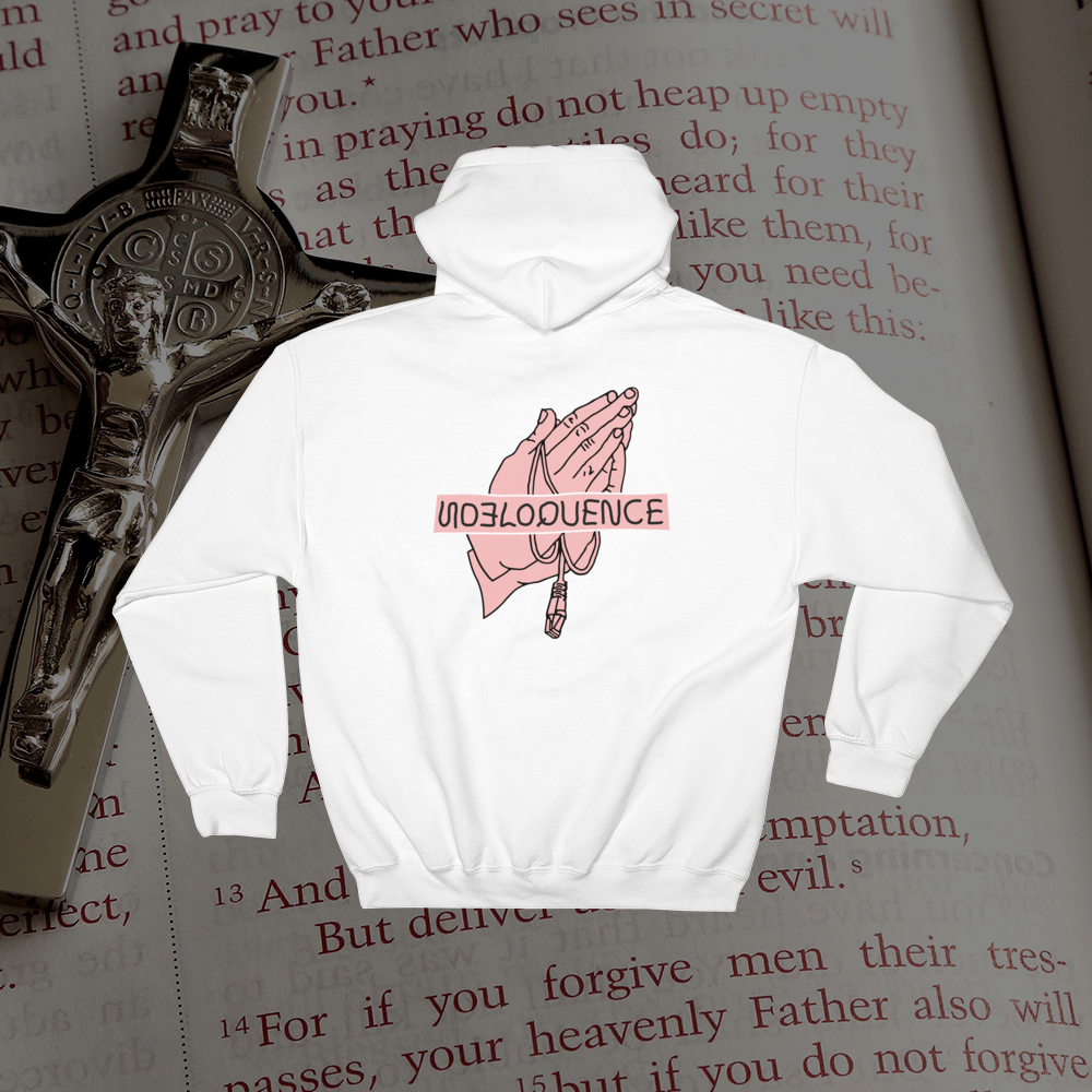 PRAY FOR NOELOQUENCE HOODIE