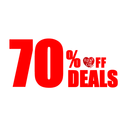 70% Off JULY DEALS