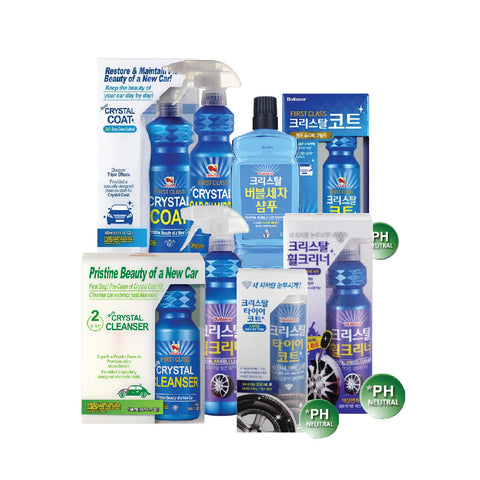 Surface Care Crystal Series