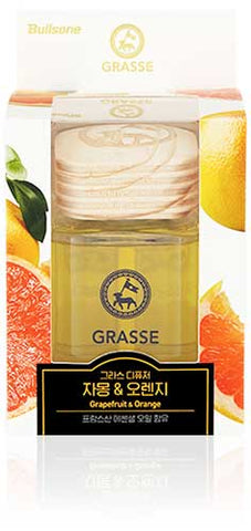 Bullsone Grasse Diffuser II - Grapefruit & Orange 75ml (2.53 oz)