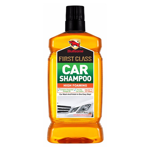 Bullsone First Class Car Shampoo 530ml (16.91oz)