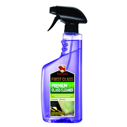 Bullsone Firstclass Premium 3 In 1 Glass Cleaner