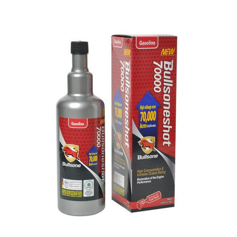 Bullsoneshot 70000 for Gasoline Engine 500ml