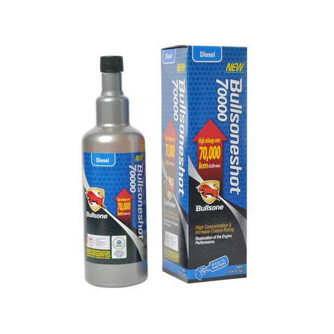 Bullsone Spanish PKG-BULLSONESHOT 70000 For Diesel Engine 500ml (16.91oz)