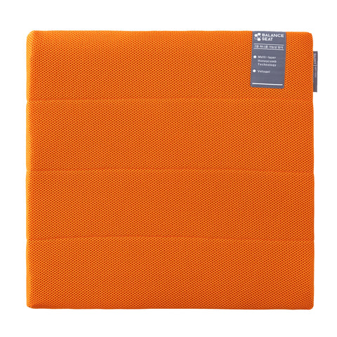 "Bullsone Balance Seat Cover - Size ""M"" - Orange (Case Type)"