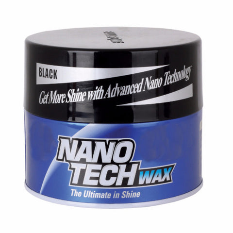 Bullsone Nano Tech Wax For Black Car 300g