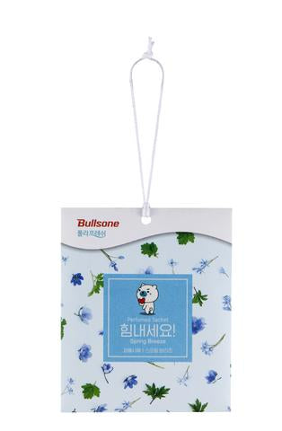 Bullsone Polar Family Perfume Sachet (large) - Spring Breeze