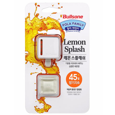 Pola Family Modern Vent Clip Lemon Splash_3.5㎖(0.12Oz)