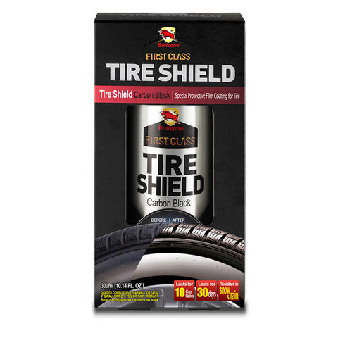 Bullsone Firstclass Tire Shield Carbon Black 300ml