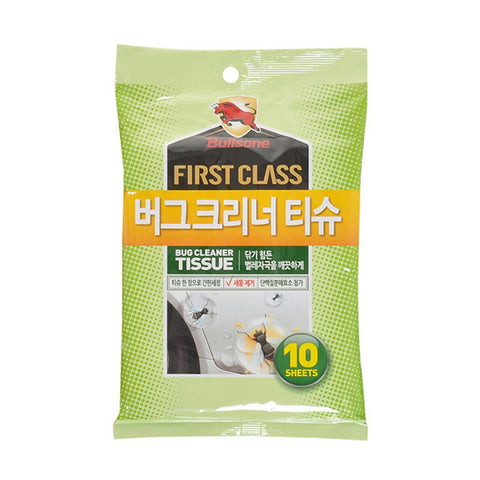 Bullsone Firstclass Bug Cleaner Tissue