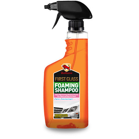 Bullsone First Class Foaming Shampoo 550ML