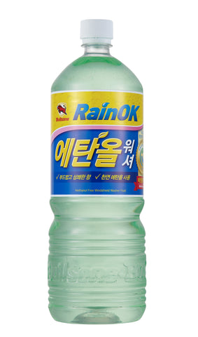 Bullsone RainOK Ethanol Washer Fluid 1800ml (60.87oz)