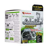 Bullsone V 2018 / Saladdin Car Fumigation Deodorizer Forest for A/C System 165g