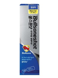 Bullsone BULLSONESHOT New Car For Diesel Engine 500ml + Case (16.91oz / 2018 model)