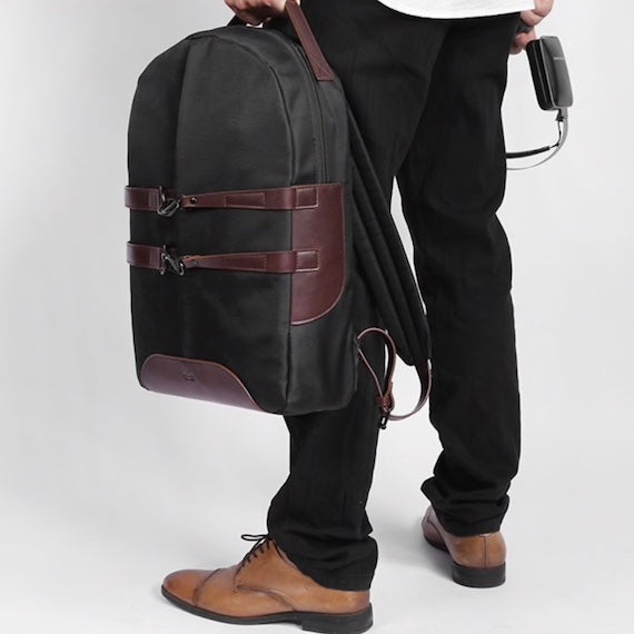 Waterproof Canvas Backpack