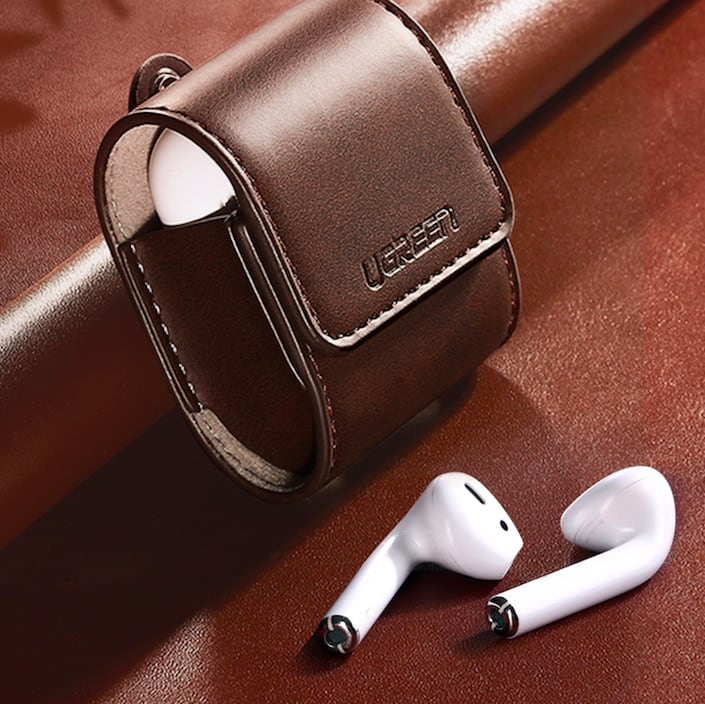 360-Degree Full Protection AirPods Case