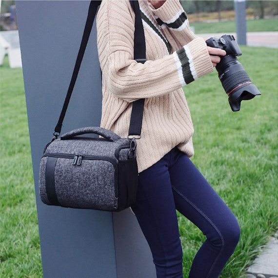 Waterproof DSLR Travel Camera Bag