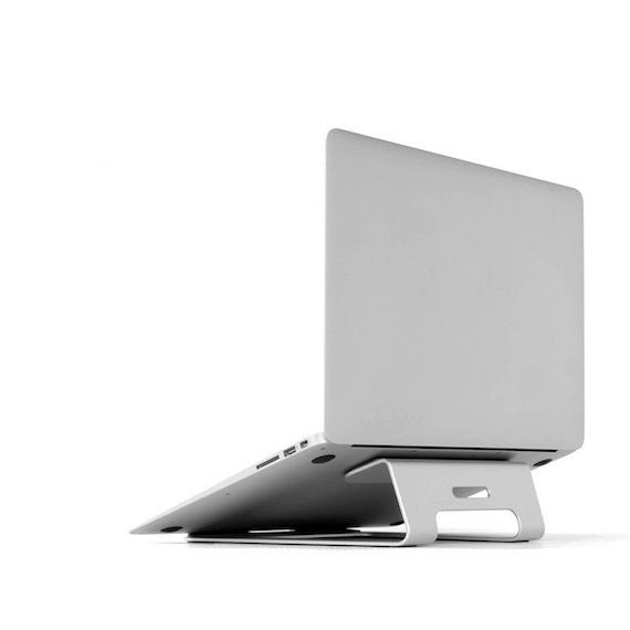 Aluminum MacBook Stand