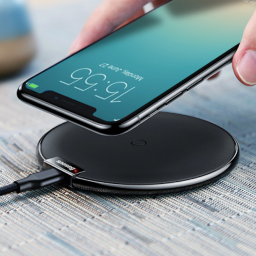Baseus iX Leather Wireless Charging Pad
