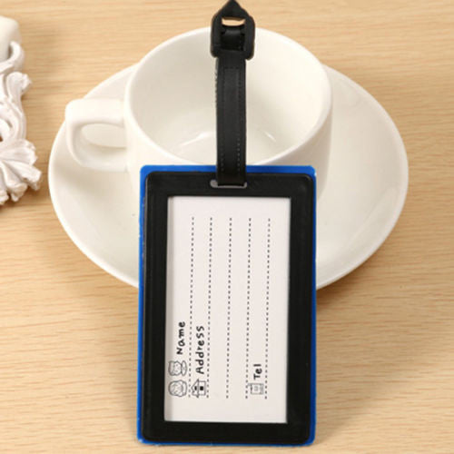 Cute Portable Luggage Tags