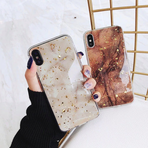 Gold Foil Bling iPhone Case