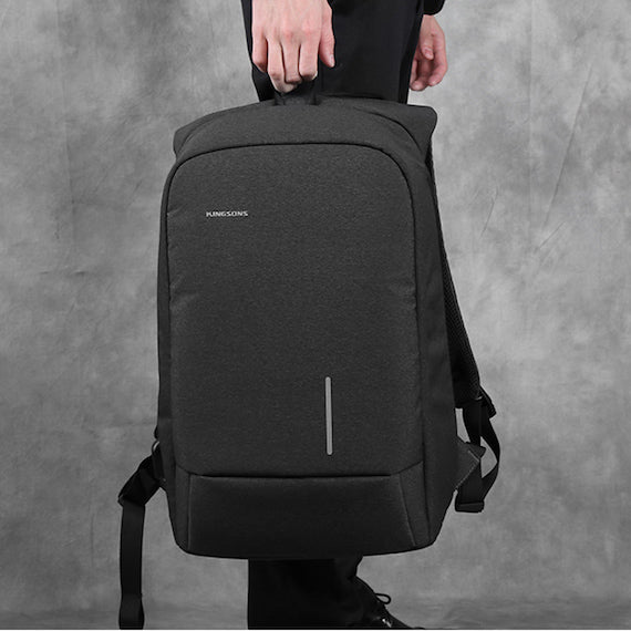 External USB Charging Laptop Backpack