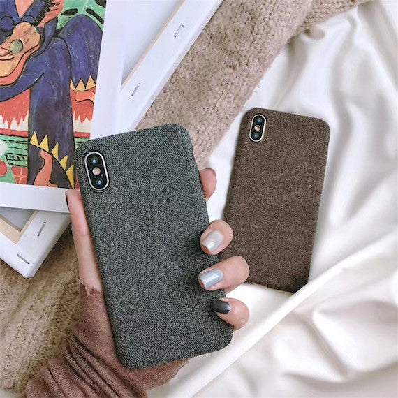 Anti-Shock Vintage iPhone X Case