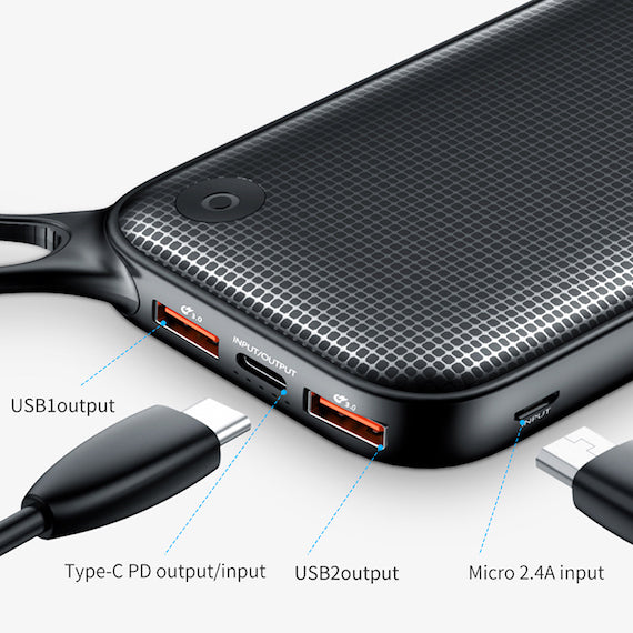 Everyday Fast Charging Power Bank