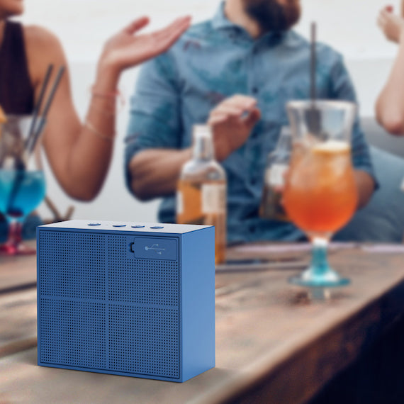Portable Square Wireless Speaker