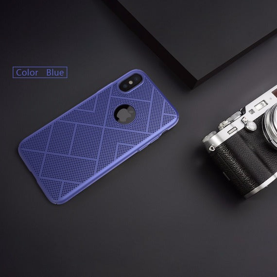 Heat Dissipation iPhone X Case