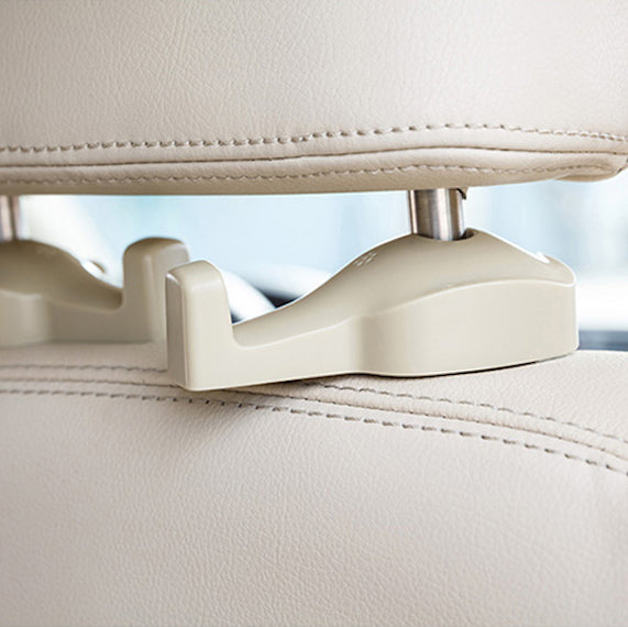 Portable Seat Hook and Organizer