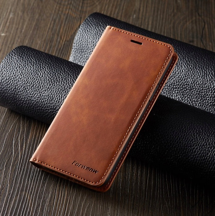 Luxurious iPhone 11 Wallet Case