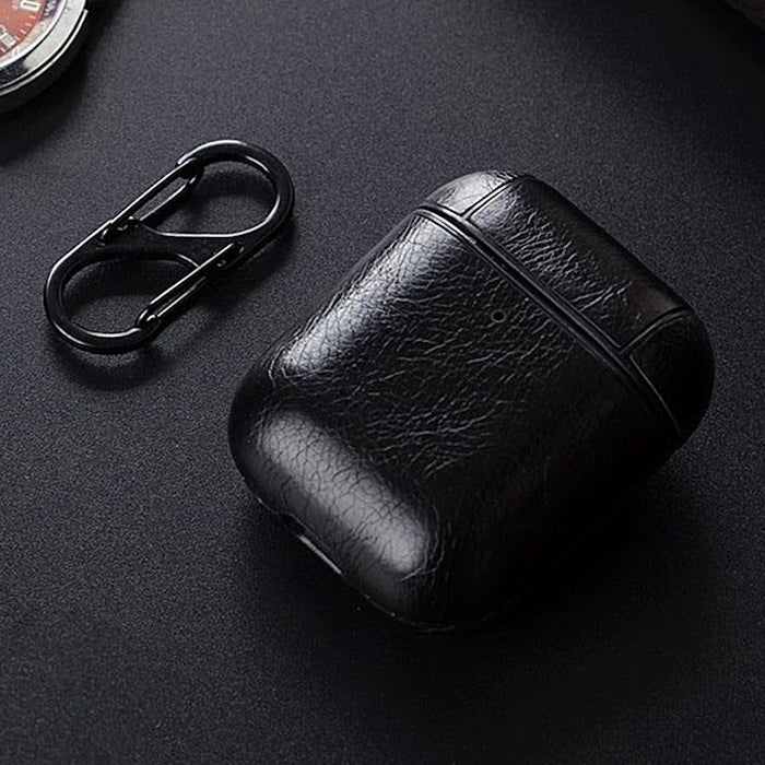 Luxury All-Leather AirPods Case