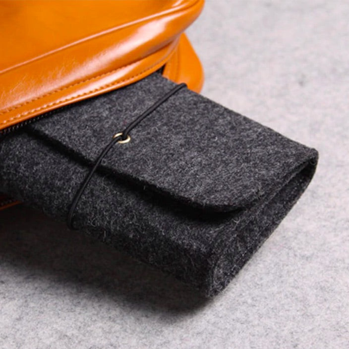 Mini Felt Digital Storage Pouch