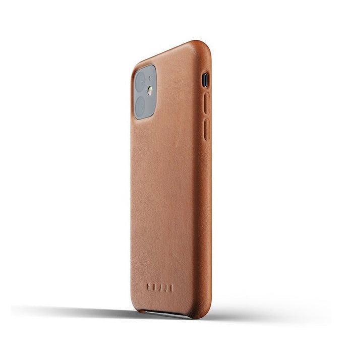 Mujjo Full Leather Case for iPhone 11 Pro, iPhone 11