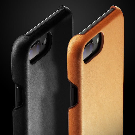 free shipping 481fa c8f63 Mujjo Full Leather Case for iPhone 8/8 Plus