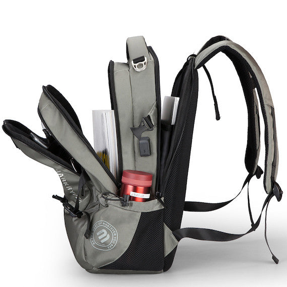 Multifunctional USB Rechargeable Backpack