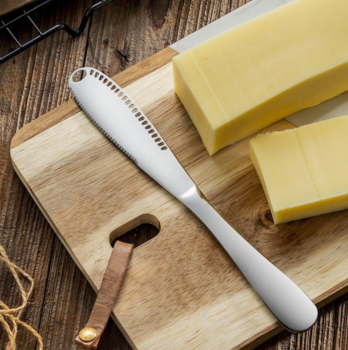 Stainless Steel Butter Curling Knife