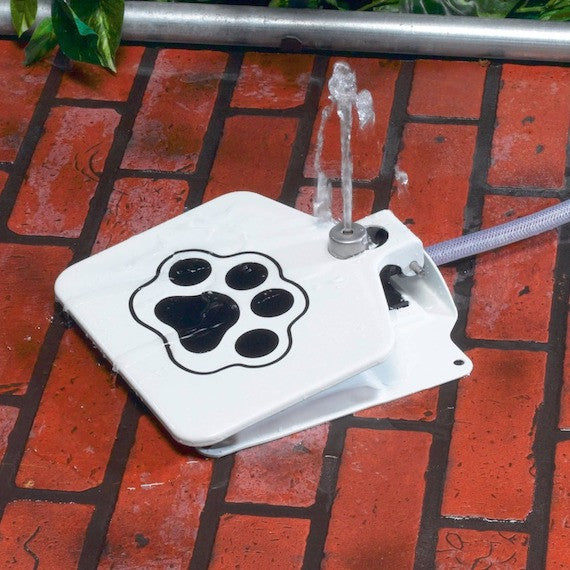 Step-On Drinking Fountain for Pets
