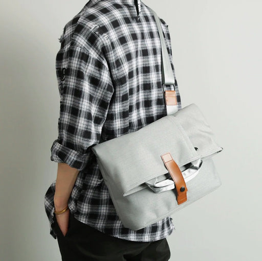 Waterproof Cross-Body Messenger Bag