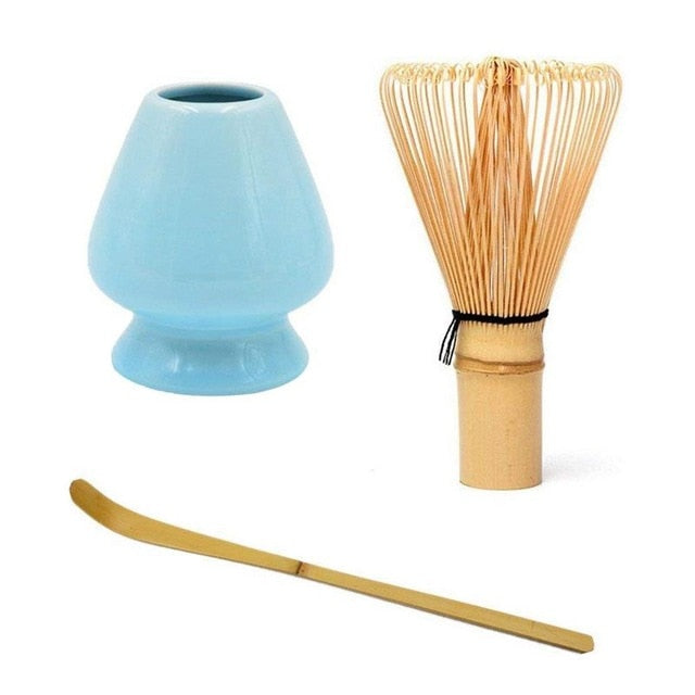 Matcha Green Tea Whisk Set