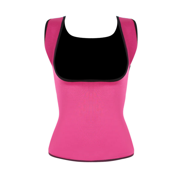 The Magic Push Up Vest Waist Trainer Slimming Belt - Women's Neoprene Shape Wear - Free Shipping