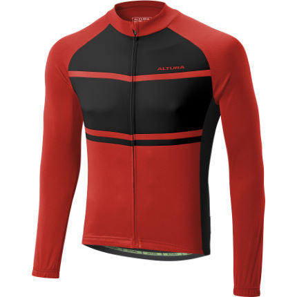 db608096074 Altura Airstream Thermo Jersey Medium Weight Long Sleeve