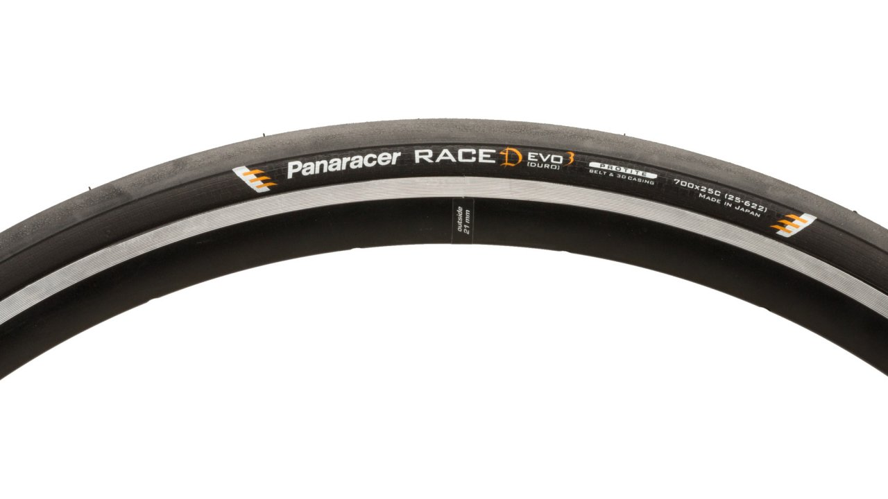 Panaracer 700x20C Race L Evo 3 Foldable Tire Black